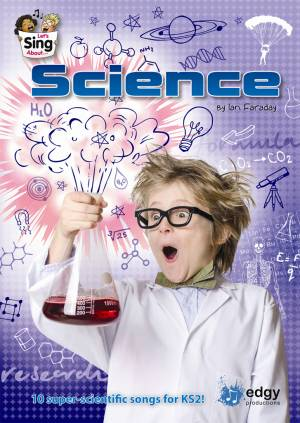 Edgy Productions - Let's Sing About Science Image 2015