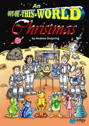 Edgy Productions - An Out-of-this-World Christmas Image