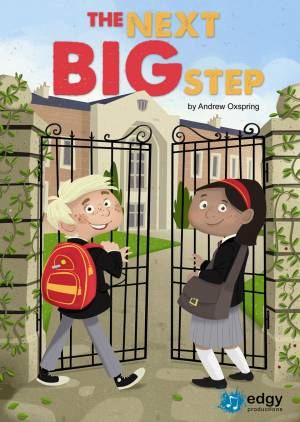 Edgy Productions - Next Big Step Image