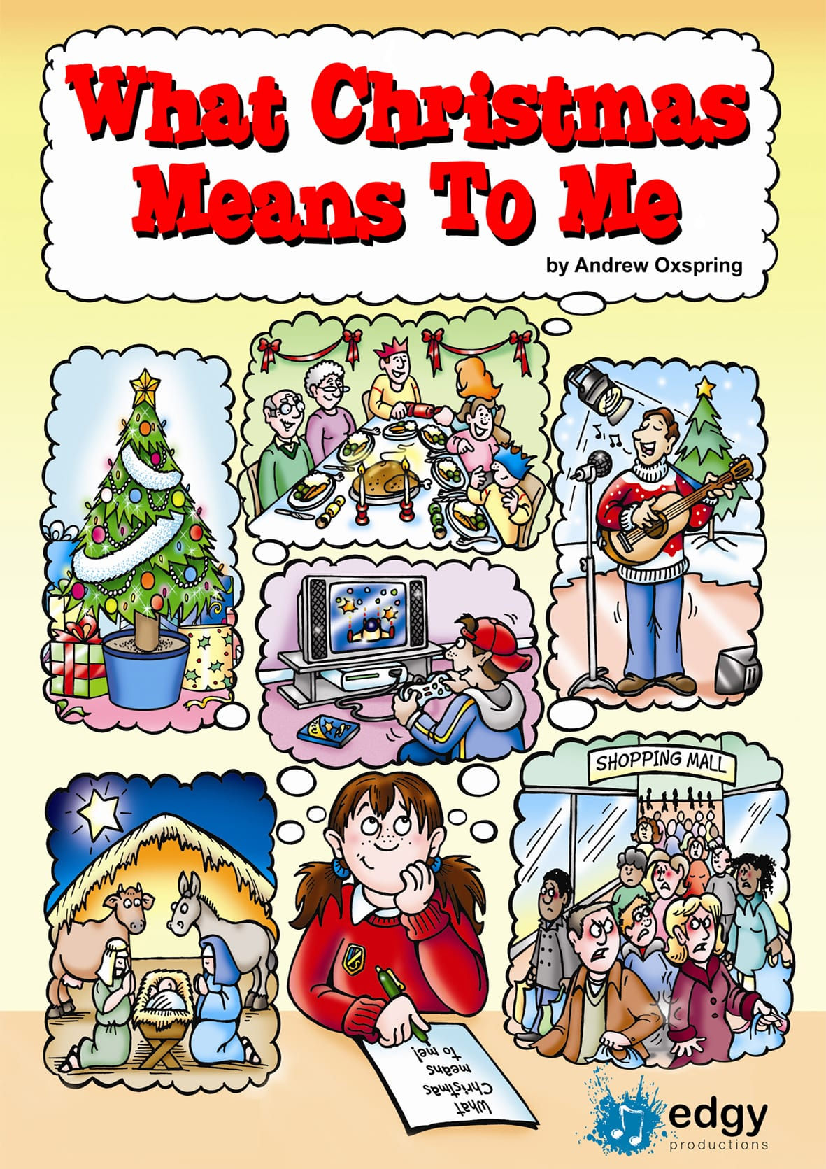 Christmas Plays For Schools.What Christmas Means To Me