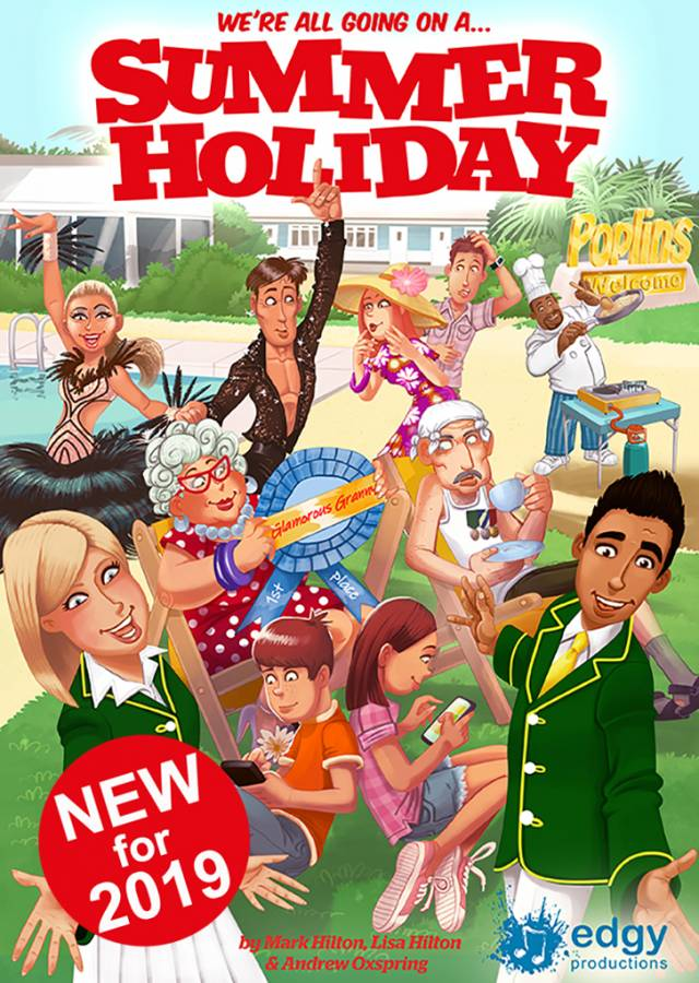 Edgy Productions Brand New Summer Holiday Image