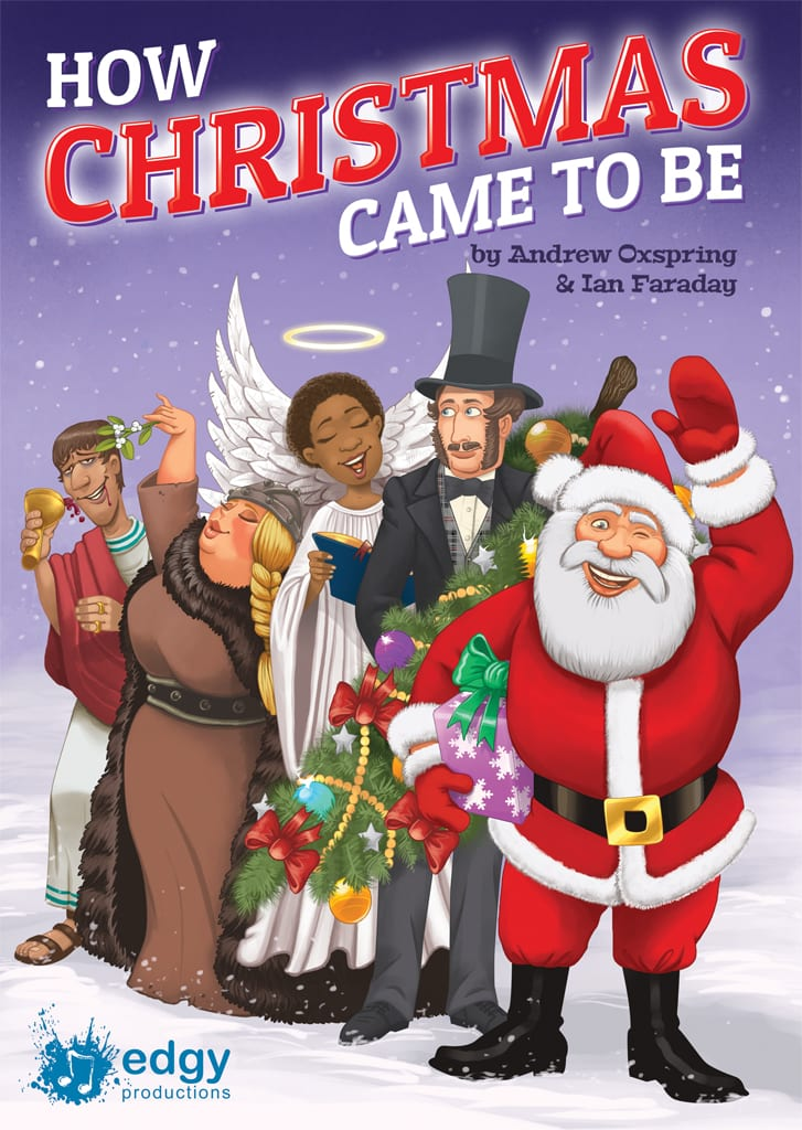Christmas Play Scripts For Primary School.How Christmas Came To Be